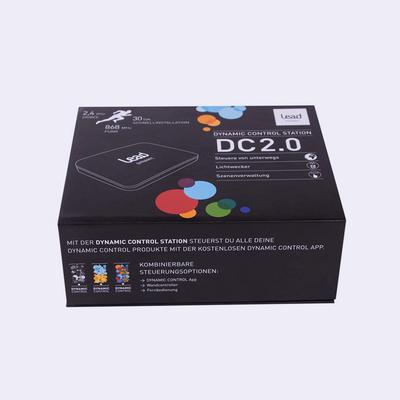Custom Printed Cardboard Cellphone Shipping Box With Foam Insert Wholesale
