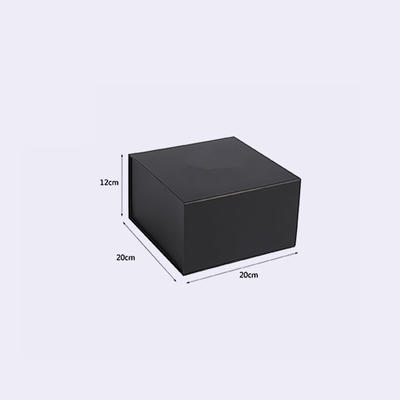 Custom luxury printed cardboard baseball cap packaging box