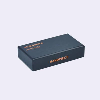 China Manufacturer Black matte laminated delicate china rectangular cardboard box with lid